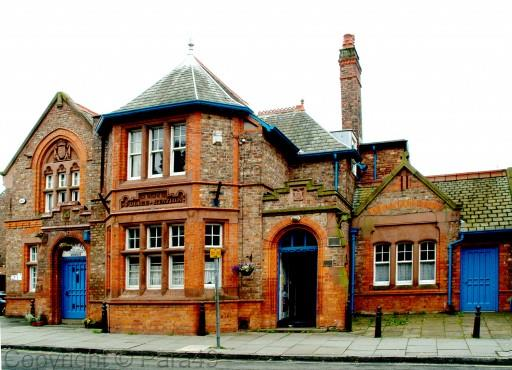 Alexander Technique Lessons at the Old Police Station Community Centre on Lark Lane, Liverpool L17 8UU